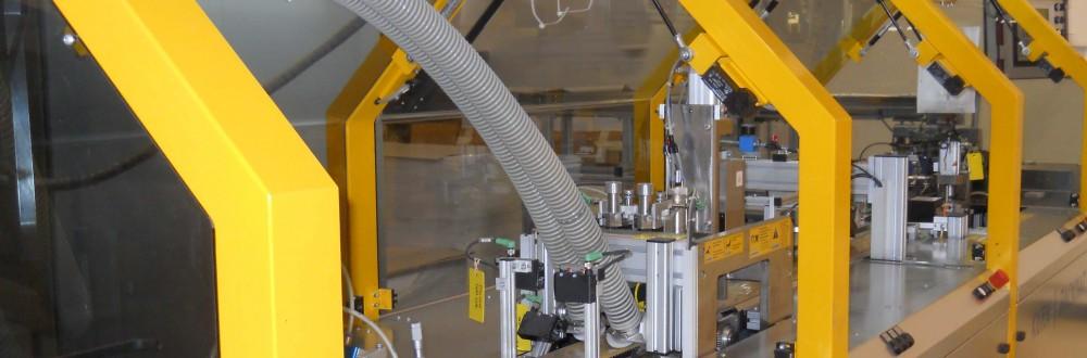 New Kora machine